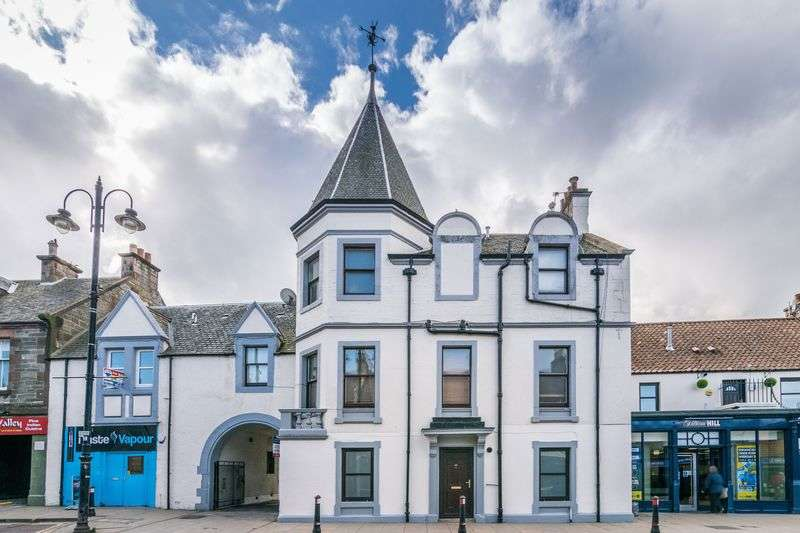 2 Bedrooms Flat for sale in Flat 1, 89 High Street, Tranent, East Lothian, EH33 1LW