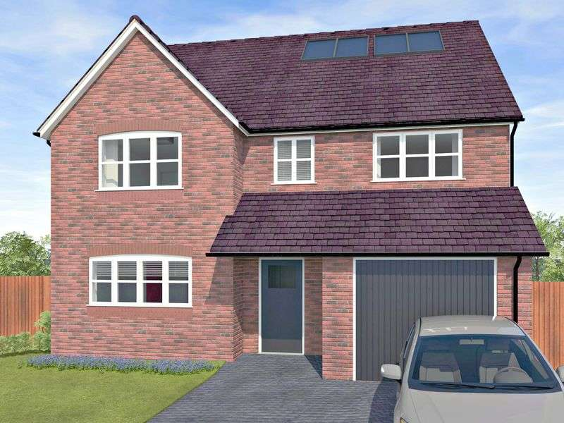 4 Bedrooms Semi Detached House for sale in Heath Court, Ellerdine