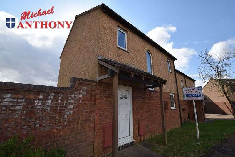 3 Bedrooms Semi Detached House for sale in Monro Avenue, Crownhill, Milton Keynes