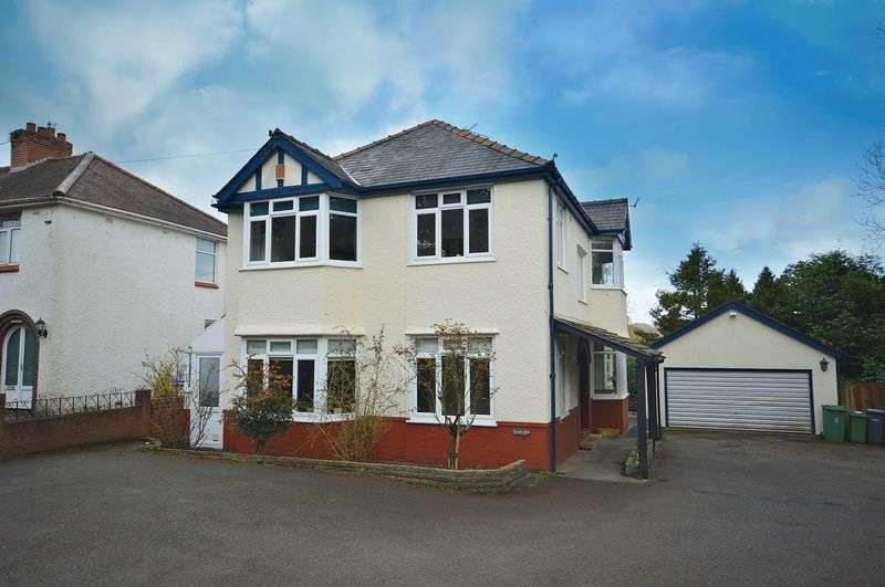 4 Bedrooms Detached House for sale in Newport Road, Cwmbran