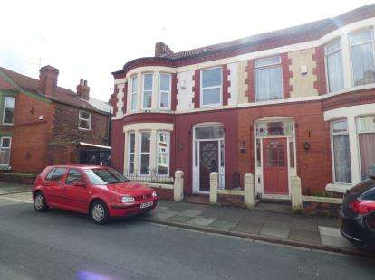 4 Bedrooms House for sale in Peterborough Road, Liverpool, Merseyside, L15