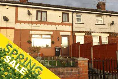 3 Bedrooms Terraced House for sale in Devonshire Road, Atherton, Manchester, Greater Manchester, M46
