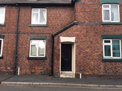 2 Bedrooms House for sale in Walnut Street, Wrexham, Wrecsam, LL11