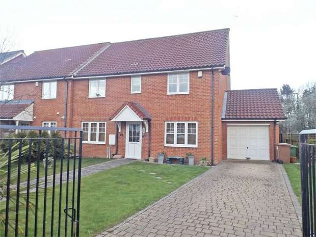 4 Bedrooms Semi Detached House for sale in Esthwaite, Washington, Tyne and Wear