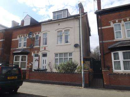 5 Bedrooms Terraced House for sale in Gillott Road, Birmingham, West Midlands