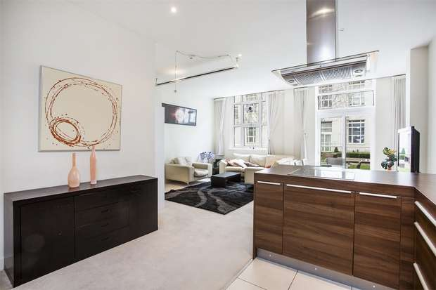 2 Bedrooms Flat for sale in Bromyard House, Bromyard Avenue, Acton