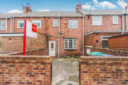 2 Bedrooms Terraced House for sale in Irene Terrace, Langley Park, Durham, DH7