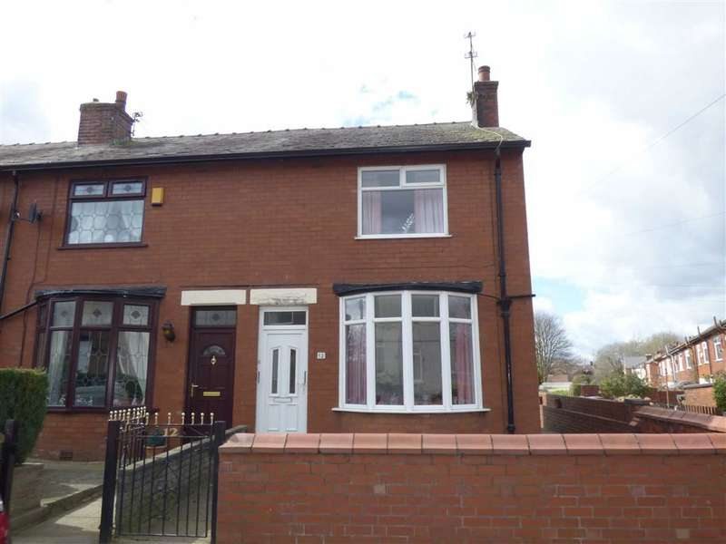 2 Bedrooms Property for sale in Nelson Street, HEYWOOD, Lancashire, OL10