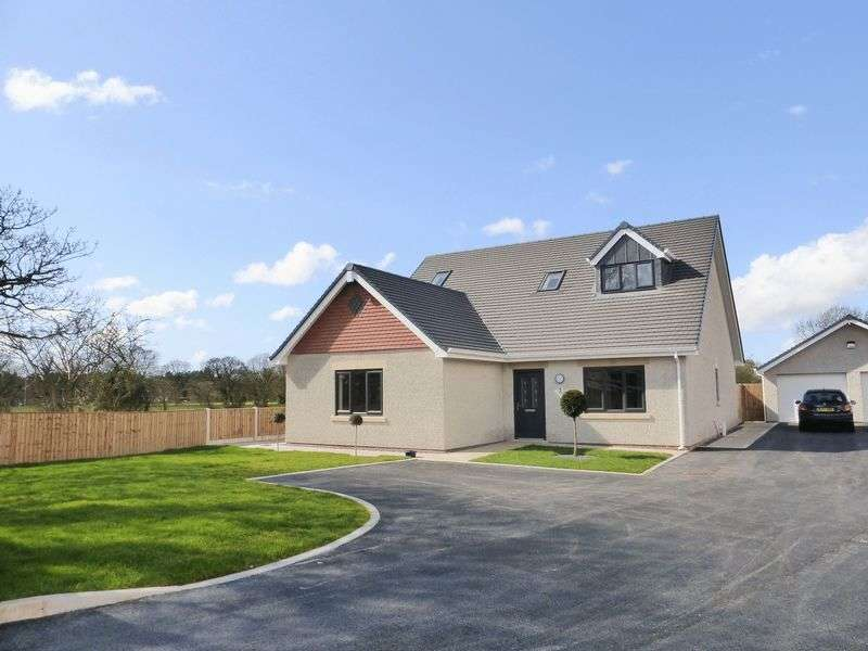 4 Bedrooms Detached House for sale in Orchard Mews off Croston Road, Farington Moss, Leyland