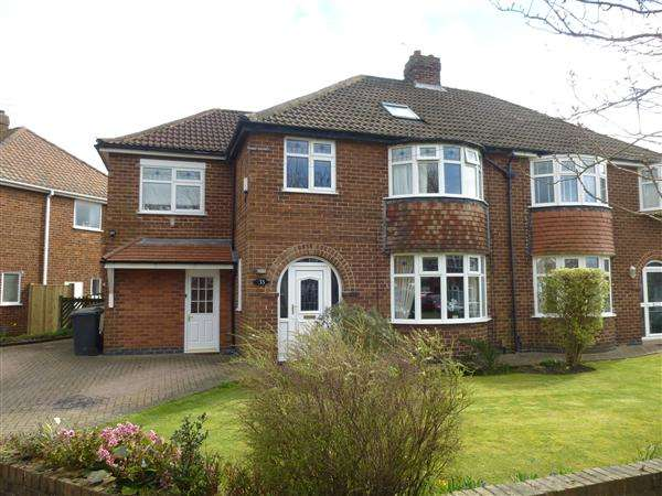 5 Bedrooms Semi Detached House for sale in Grayshon Drive, Acomb, York