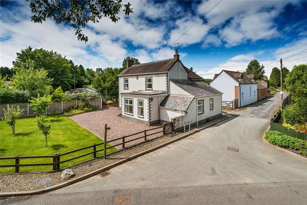 6 Bedrooms Detached House for sale in The Old Bakery, Shop Lane, Rodington Heath, Shrewsbury, Shropshire
