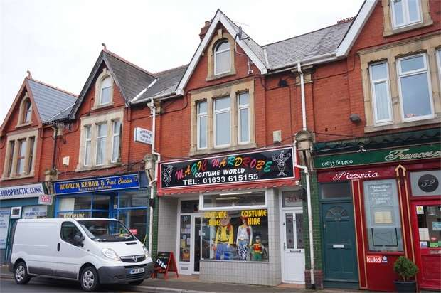 3 Bedrooms Commercial Property for sale in The Magic Wardrobe, 30 Tredega, Risca, NEWPORT, Caerphilly