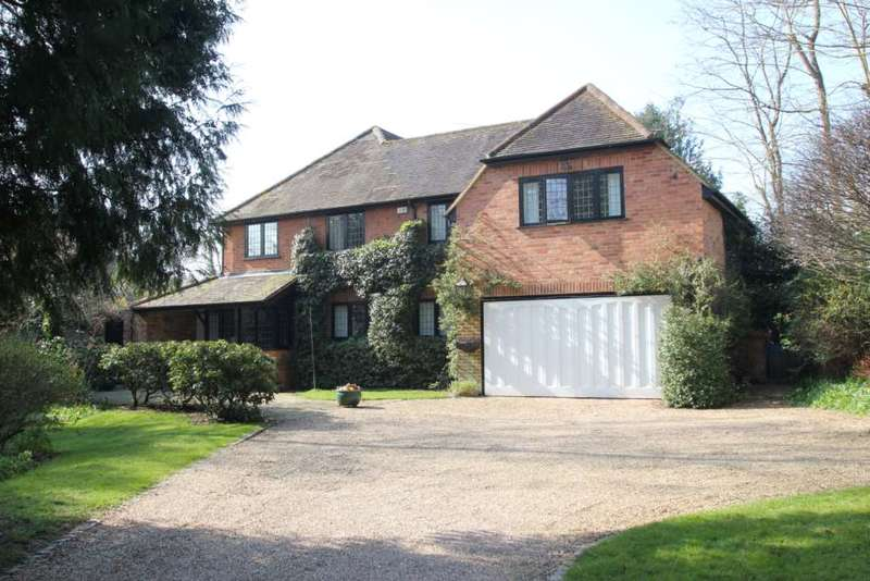 5 Bedrooms Detached House for sale in Crowsley Road, Shiplake