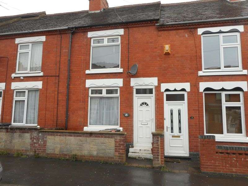 3 Bedrooms Terraced House for sale in Westbury Road, Nuneaton