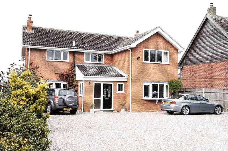 4 Bedrooms Detached House for sale in St. Olaves