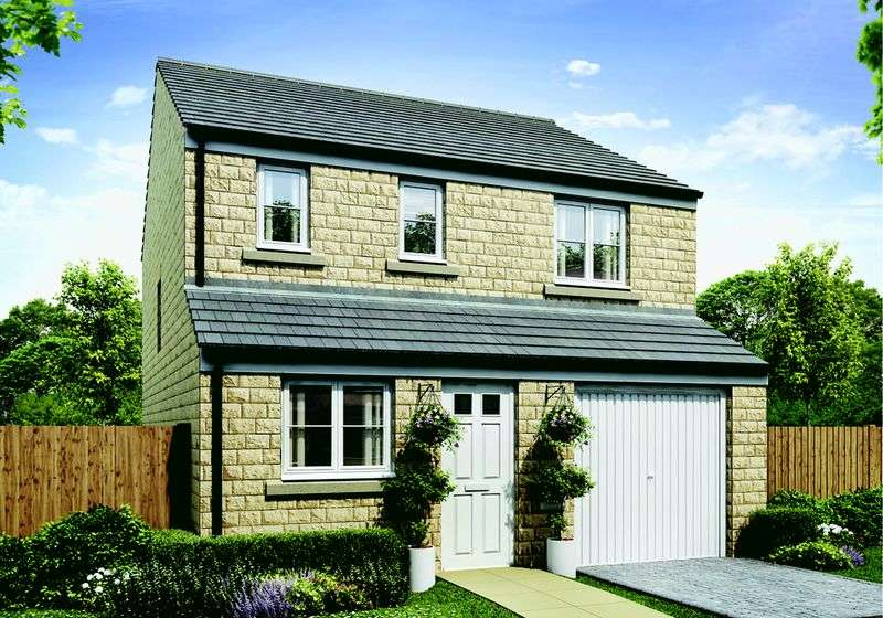 3 Bedrooms Detached House for sale in Hartcliff Meadows - The Stafford - 3 Bed Detached