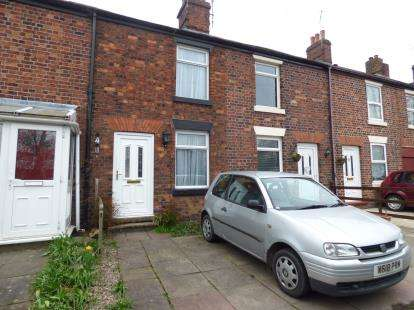 2 Bedrooms Terraced House for sale in Station View, Sandbach, Cheshire