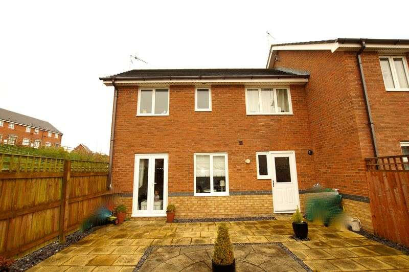 3 Bedrooms House for sale in Bloom Avenue, Brymbo Wrexham