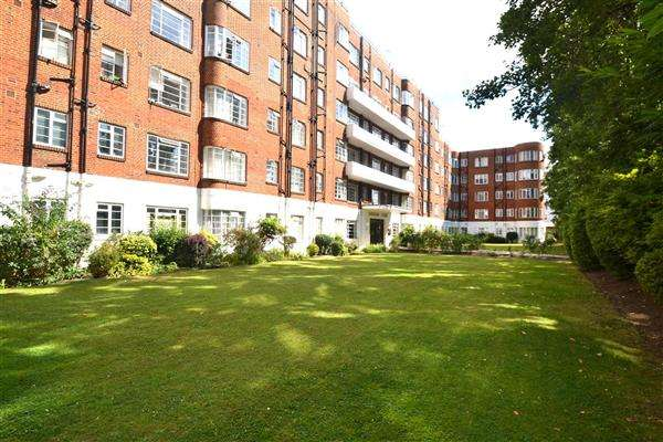 1 Bedroom Apartment Flat for sale in Langham Court, Wyke Road, Raynes Park