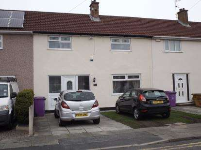 3 Bedrooms Terraced House for sale in Hornby Close, Liverpool, Merseyside, L9
