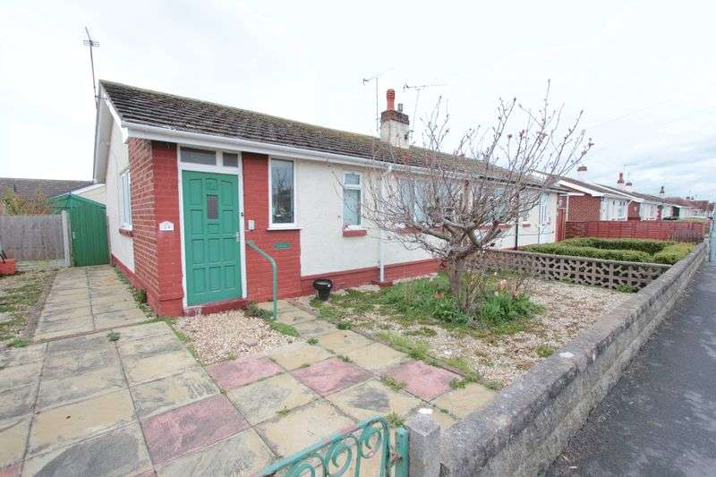 2 Bedrooms Semi Detached Bungalow for sale in Marion Road, Prestatyn