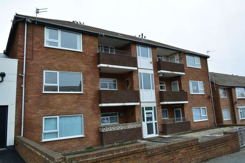 2 Bedrooms Flat for sale in Coldale Court, South Shore, Blackpool, FY4 1LZ