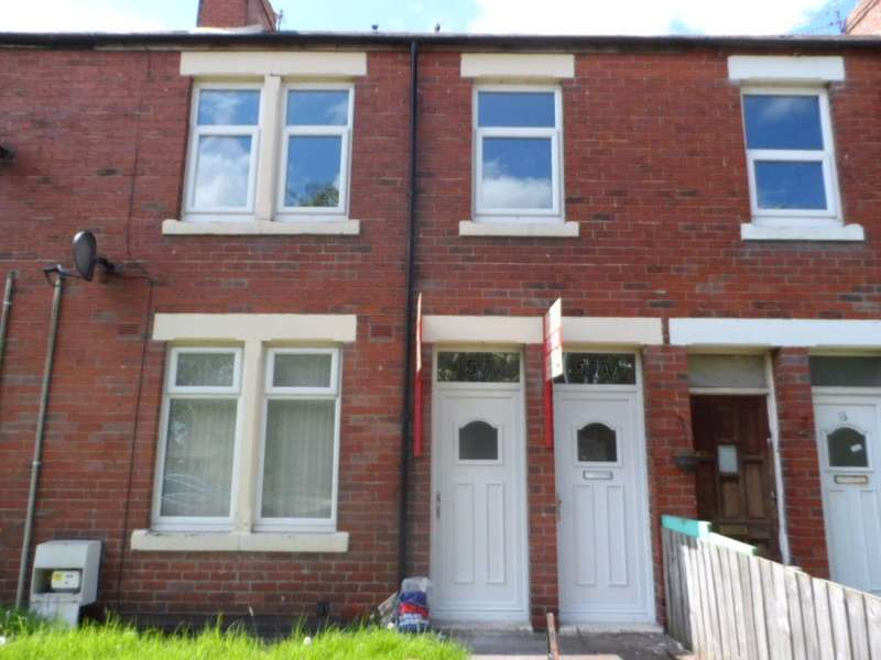 2 Bedrooms Flat for sale in Alexandra Road, Ashington