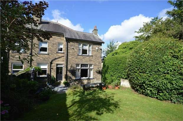 4 Bedrooms Semi Detached House for sale in White Lee Road, BATLEY, West Yorkshire