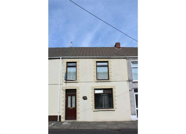 3 Bedrooms Terraced House for sale in Greenfield Street, Maesteg, Mid Glamorgan