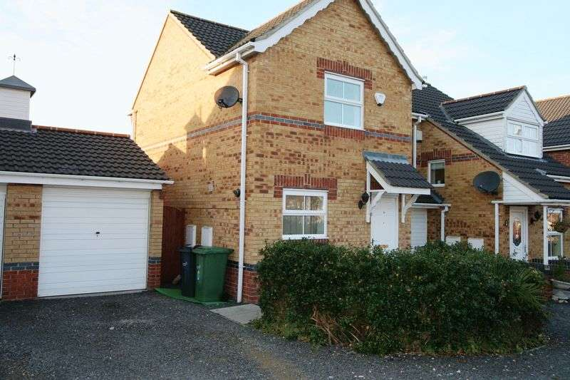 2 Bedrooms Semi Detached House for sale in Halesworth Drive, Havelock Park, Sunderland
