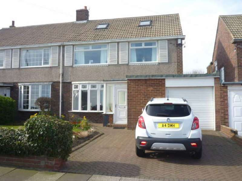 4 Bedrooms Property for sale in The Crest, Seaton Sluice