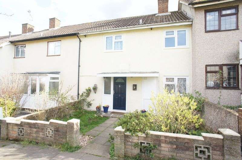 2 Bedrooms Terraced House for sale in Writtle Walk, Basildon