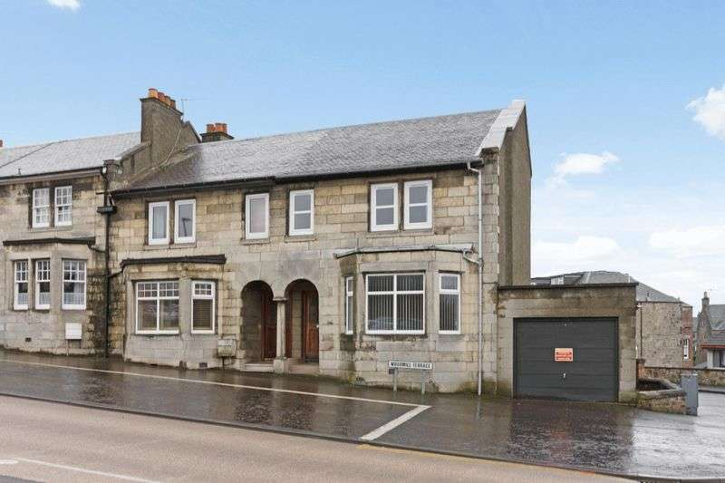 3 Bedrooms Terraced House for sale in Woodmill Terrace, Dunfermline Three Bedroom End Terrace House