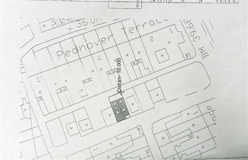 Land Commercial for sale in Rear Of Pednolver Terrace, St Ives