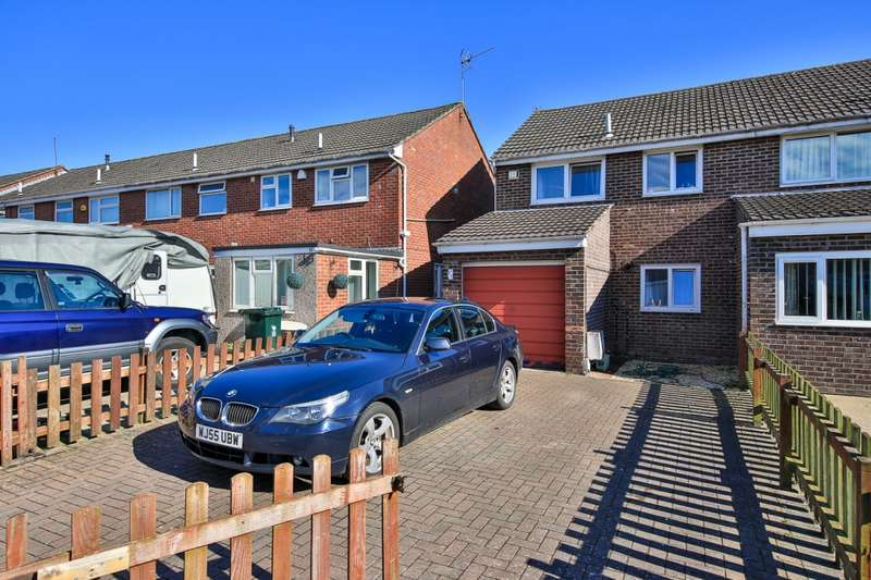 3 Bedrooms End Of Terrace House for sale in Bideford Road, Newport, Glamorgan, NP20