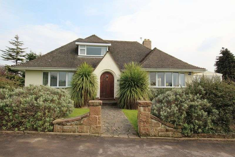 4 Bedrooms Detached House for sale in Delavor Road, Lower Heswall