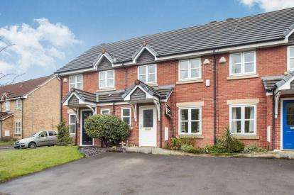 3 Bedrooms Terraced House for sale in Japonica Gardens, St. Helens, Merseyside, WA9