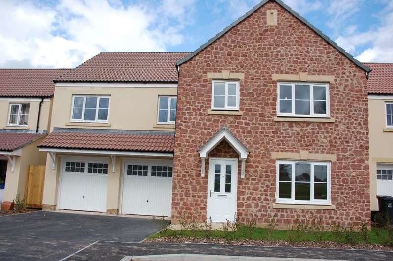 5 Bedrooms Detached House for sale in Pavillion Gardens, Monkton Heathfield