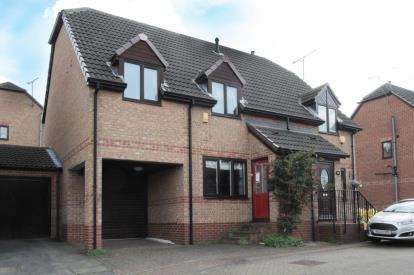 3 Bedrooms Semi Detached House for sale in Badger Place, Woodhouse, Sheffield