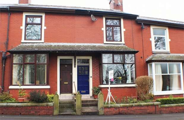 2 Bedrooms Terraced House for sale in Windsor Road, Great Harwood, Blackburn, Lancashire