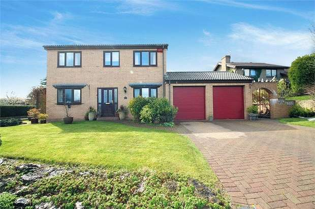 4 Bedrooms Detached House for sale in Lambton Court, Peterlee, Durham