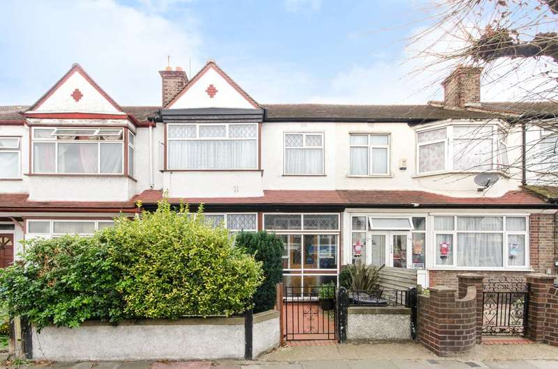 3 Bedrooms Terraced House for sale in Streatham Road, Tooting, CR4