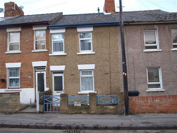 2 Bedrooms Terraced House for sale in Radnor Street, Swindon