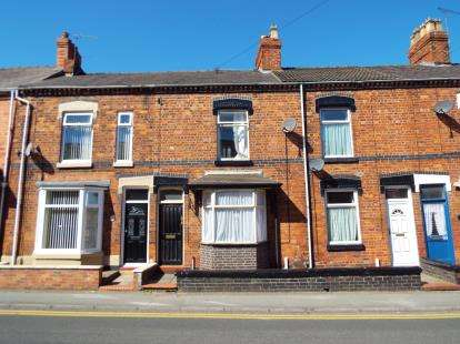 3 Bedrooms Terraced House for sale in Underwood Lane, Crewe, Cheshire