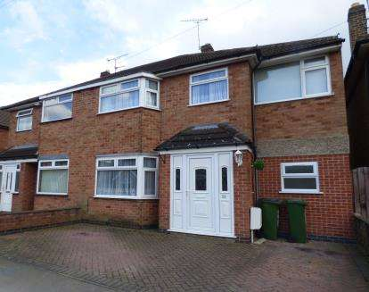 4 Bedrooms Semi Detached House for sale in West Street, Blaby, Leicester, Leicestershire