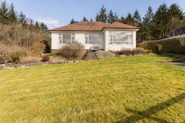 3 Bedrooms Detached House for sale in Blairgowrie Road, Dunkeld, Perthshire, PH8 0EP