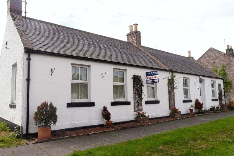 2 Bedrooms Detached Bungalow for sale in Castle Street, Norham, Berwick-Upon-Tweed