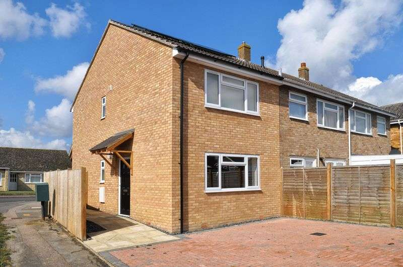 1 Bedroom Flat for sale in South Abingdon