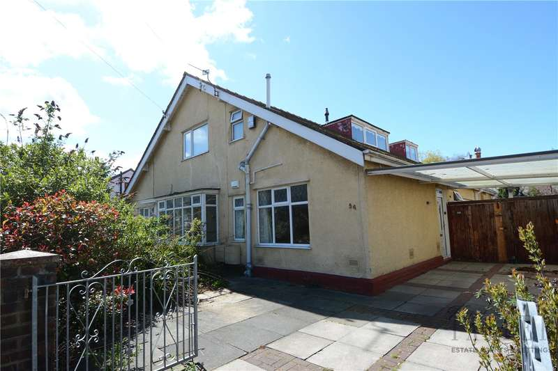 2 Bedrooms Flat for sale in Saughall Road, Moreton, Wirral