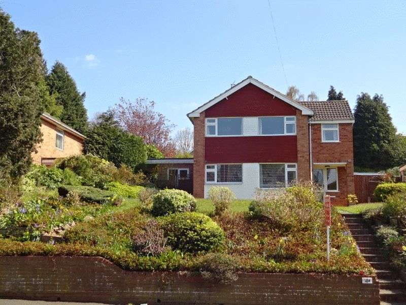 5 Bedrooms Detached House for sale in Chester Road South, Kidderminster DY10 1XD